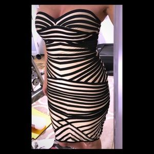 Bandage dress hot Miami styles